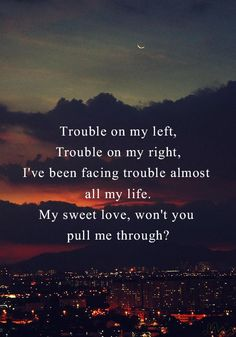 Trouble // Cage the Elephant