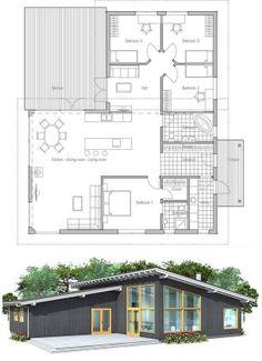 House Plan CH28