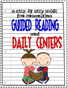 A step-by-step guide to organize reading centers (first grade, but could be modified)