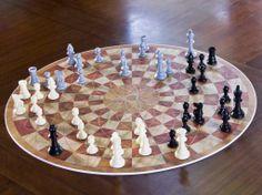 Three Player Chess – $50