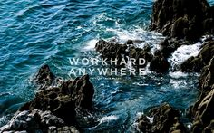 Plymouth's waves - Work Hard Anywhere | WHA — Laptop-friendly cafes and spaces. (Wifi, outlets, seating, and more)