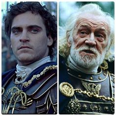 """Cambridge University historian Peter Burke states that we see history through the eyes of those who """"invent"""" it. Gladiator 2000, Gladiator Movie, Joaquin Phoenix Gladiator, Russell Crowe Gladiator, Grey Beards, Role Player, Epic Movie, Roman History, Fantasy Art"""