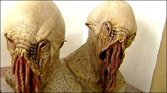 Neill Gorton creature fx prosthetics & make-up,Millennium FX, UK