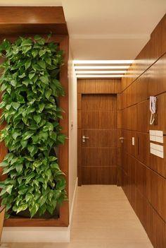 Apartamento Bianca da Hora (Foto: divulgação) Completar la transformación en Leblon: arquitecto #BiancadaHora remodela Apartamento con elementos rústicos.