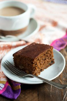 Vegan, gluten-free gingerbread cake   Moist, delicious, and perfect for the holidays!   The Full Helping