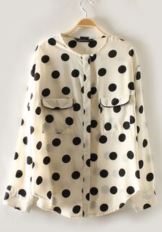 Polka dot love