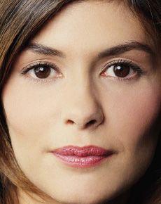 Audrey Tautou's Face