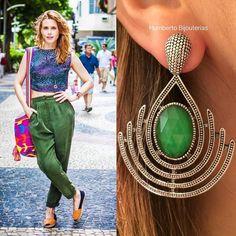 #earring #streetstyle #humbertobijouterias