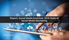 nice cool Report: 2016 State of Social Media Marketing Social media Online & Digital ... Social media Internet Check more at http://sitecost.top/2017/cool-report-2016-state-of-social-media-marketing-social-media-online-digital-social-media-internet/