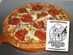 bada Bing Pizza sicker