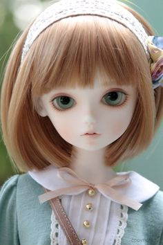 Bluefairy Sunshine May #bjd #balljointeddoll