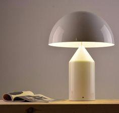 Mushroom Metal Table Lamps