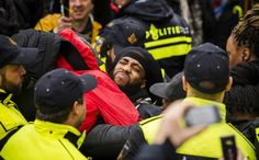 Police and ethnic profiling. In Holland we have freedom of speech exept when you are black and against Black Pete