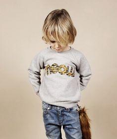 Mini Rodini - MEOW SWEATSHIRT