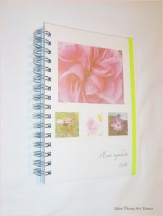 """Items similar to Pocket diary 2019 10 x 15 cm """"Scent of roses"""" to order on Etsy Celine, Parfum Rose, Blog, Nature, Photos, Etsy, Day Planners, Handmade Gifts, Pictures"""