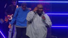 """Breakthrough, you are a God of breakthrough."" // Watch as Eddie James sings ""Breakthrough"" off the Album during a service at New Life Christian Fel. Praise And Worship Music, Spiritual Songs, Oppression, New Life, Itunes, Christian, Concert, Youtube, Blood"