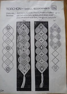 Bobbin Lace Patterns, Crochet Patterns, Bobbin Lacemaking, Bruges Lace, Types Of Lace, Crochet Bookmarks, Lace Heart, Celtic Designs, Needle Lace