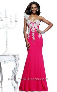 19086c72132 Trendet e fustanave elegant per dasma Prom Dress 2014