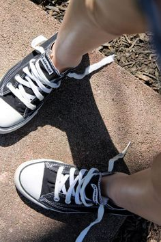 Will always b my favorite shoe......AllStars Converse Shoes