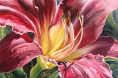 Marney Ward     Watercolor