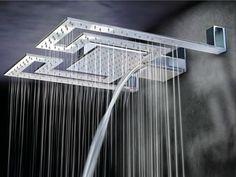 Wall-mounted overhead shower LABYRINTH - Gattoni Rubinetteria