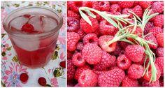 Raspberry Rosemary Cooler