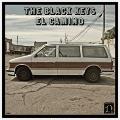 """""""With the hard-rocking El Camino, The Black Keys fourth Nonesuch disc, guitarist-singer Dan Auerbach and drummer Patrick Carney conjure up an exhilarating, stadium-sized sound . The Black Keys, Florence The Machines, Daft Punk, The Clash, Blues Rock, Arctic Monkeys, Gorillaz, World Music, Lps"""