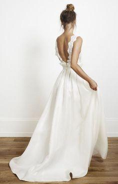 Idée mariage : 100 robes de mariée pour s'inspirer   Glamour