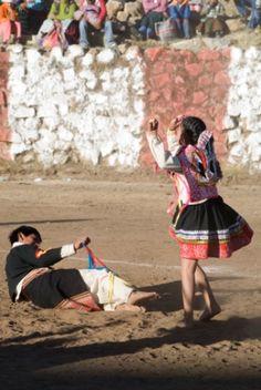 Chumbivilcas - Danzas niños región