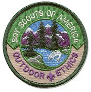 Keep On Scouting - Outdoor Ethics