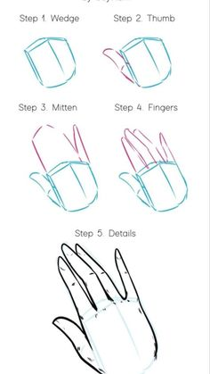 Hand Drawing Reference, Art Reference Poses, Drawing Tips, Drawing Stuff, Drawing Anime Hands, Sketching Tips, Manga Drawing, Drawing Techniques, Drawing Ideas