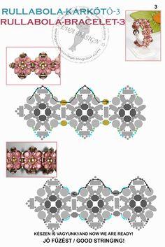 bead bracelet pattern