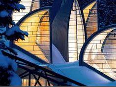 Resultado de imagem para centros de arquitetura pelo mundo