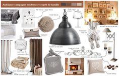 1000 images about planches tendances on pinterest deco - Decoration maison de famille ...