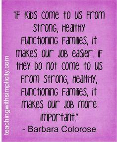 From a great teacher.