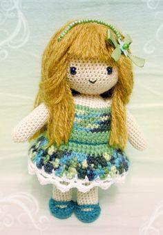 Mint Girl by ~CloverMirror on deviantART