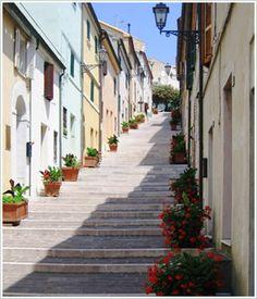 Numana - La Costarella, province of Ancona Marche.Italy