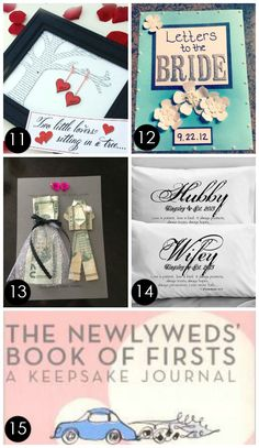 60  BEST {and Most Creative} Bridal Shower Gift Ideas