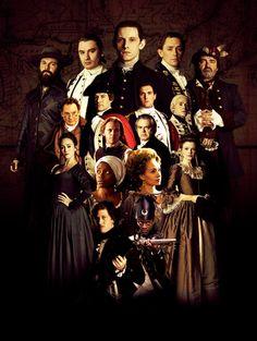 Season 2 cast of Turn