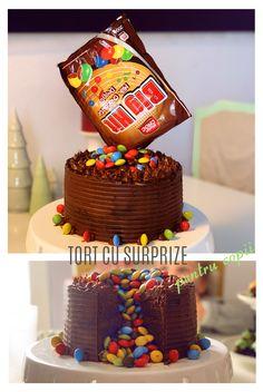 Surprise Cake, Children, Kids, Gingerbread, Birthday Cake, Clock, Mom, Desserts, Young Children