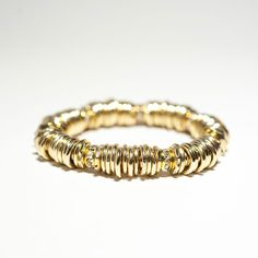 rings elastic bracelet