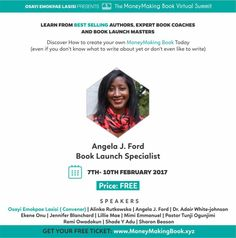 Angela J. Ford — MoneyMaking Book Virtual Summit
