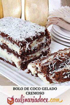 Comida❤️ This recipe is scrumptious! Easy Smoothie Recipes, Easy Smoothies, Good Healthy Recipes, Snack Recipes, Dessert Recipes, Sweets Cake, Coconut Recipes, Pumpkin Spice Cupcakes, Fall Desserts