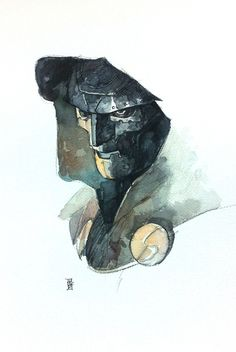 doom - alex maleev
