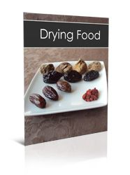 Drying Food    Are you thinking about drying foods to preserve them? Just about every season has some food you can dry, and the variety of dried foods is significant – from berries in the summer to wild game jerky in the fall. Vegetables like corn and green beans can be dried, and all sorts of fruits – including even bananas and apples which are available year-round in most grocery stores