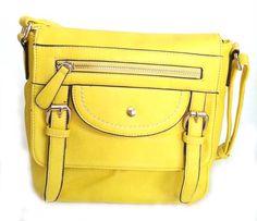 bolsa amarela sollas
