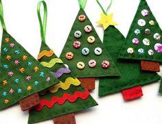 christmas tree decorations to make