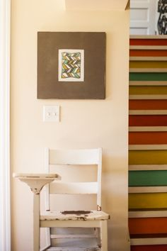 See more images from at home with a minted artist: Stacy Kron on domino.com