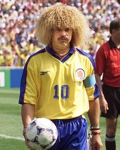 carlos valderrama, valderrama, colombia, futbol,
