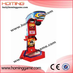 punching arcade machine for sale
